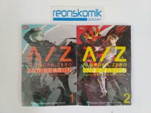 Aldnoah Zero 2nd Season 1 - 2 OG