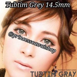 softlens tubtim grey 14.5mm