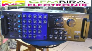Power mixer amplifier 4 channel MA-2000