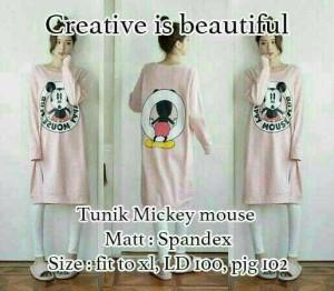 Tunik Mickey Mouse