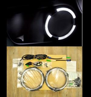 Honda HRV Honda Access Speaker LED Light (Putih) (Lampu Speaker)
