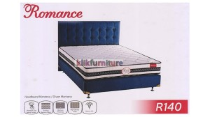 R140 Romance (kasur 200x200cm) Springbed
