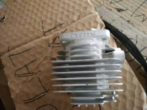 blok mesin motor mini gp ZK RACING