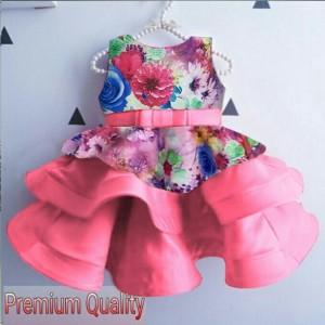 Premium Flowy dusty pink