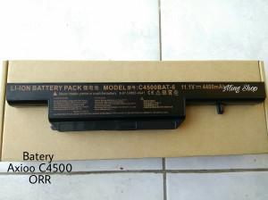 AXIOO CNW, HNW, MNW C4801 N Series (C4500BAT) (6 CELL)