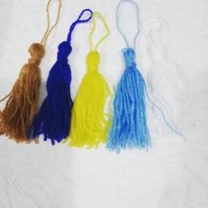 tassel rumbai ikat benang/souvenir/pakaian
