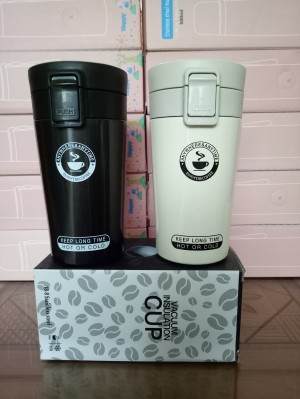 Botol Minum / Gelas / Cup for Hot or Cold 300 ml Stainless Steel