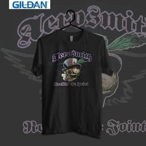 Aerosmith Rockin The Joint Kaos Band Original Gildan
