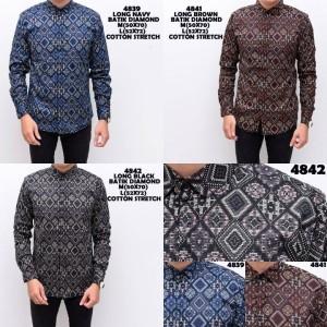 Baju Batik Source · Kemeja Batik Pria Gradation Panjang Kerja Daftar Update Harga .