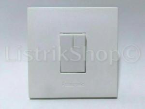 Saklar Engkel Kecil Hotel Panasonic Style Putih