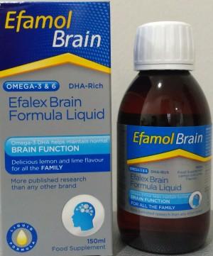 Jual Efalex Brain Liquid 150 ml