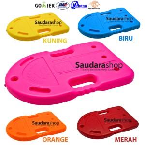 Papan Renang 2 Lubang Sea World Pink / Swimming Board Tebal Pink
