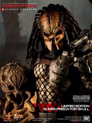 Hoy Toys 1/6 Classic Predator EXCLUSIVE