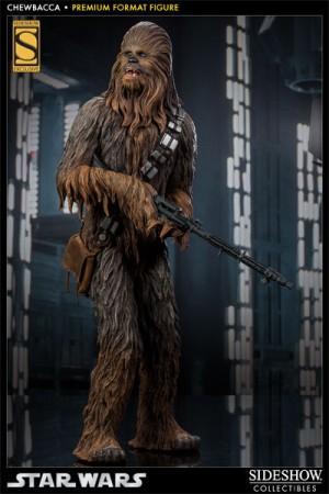 Sideshow Star Wars Chewbacca Premium Format Figure EXCLUSIVE