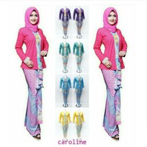 Setelan Batik Caroline