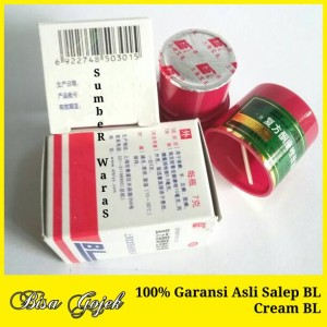 SALEP BL ORIGINAL / Cream BL / Pi Kang Wang Cream Gatal, Jerawat