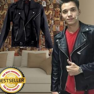 Jaket Motor Model Rider Boy Anak Jalanan / Jakeet Kulit Murah