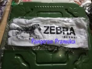 Sarung Tangan Paskibra Zebra Besar Sma