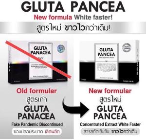 GLUTA PANCEA NEW FORMULA WINK WHITE  / GLUTA PANCEA D/H GLUTA PANACEA
