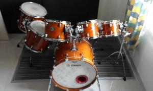 yamaha oak custom. drum yamaha oak custom