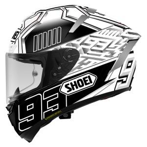 Shoei X14 Marquez TC-6