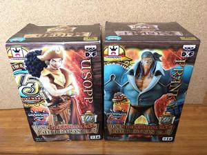 "Banpresto One Piece Grandista figure /""Luffy /& Law/"" 2 set Japan F//S NEW"