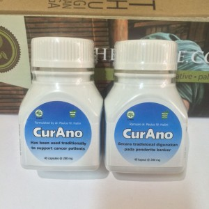 Curano / Anti Penuaan Dini / Herbal Antioksidan / isi 90 kapsul