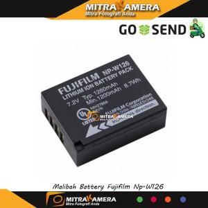 ... Malibah Battery Fujifilm Np W126