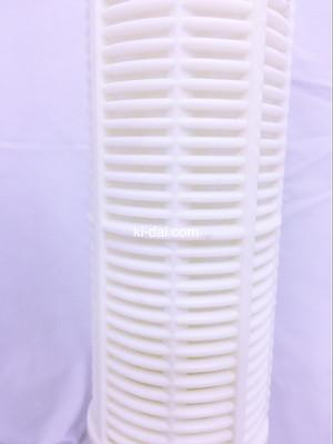 """10""""catridge filter kasar plastik dan kawat"""
