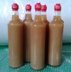 Obat herbal bawang putih, jahe, lemon, cuka apel, madu