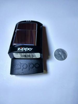Zippo Lighter High Polished Chrome - Zippo 250