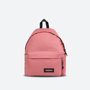 Eastpak Padded Pak'r Tas Ransel (Backpack) - Random Smile Pink
