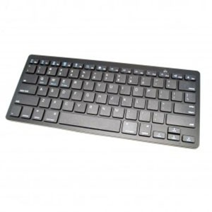 Wireless Bluetooth Keyboard - Black