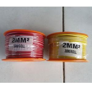 Kabel Lampu 2 mm Untuk Mobil Dan Motor