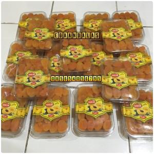Kuartet Nabati Kichi - Goji Berry 250 Gr. Source · Aprikot Kering .