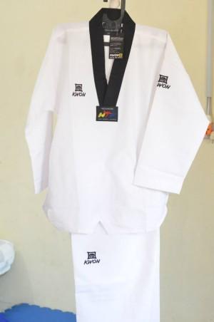 Baju Seragam Dobok Taekwondo Kwon Fighter Bukan Moks Adidas