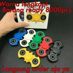 ... LED Toys Mainan Tri-Spinner EDC Focus Games Penghilang. Source · Fidget Spinner Hand Spinner BATMAN Toys Spiner VS-17