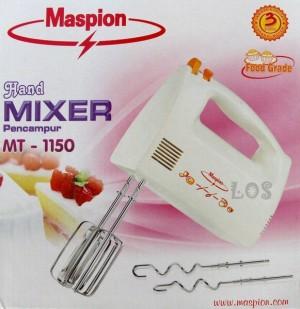 alat elektronik rumah tangga / dapur mixer hand maspion
