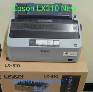 Jual Printer Epson Lx310 New Epson Dotmatrix Lx310 Baru Distributor Lx 310 Jakarta Pusat Scmprints Printer Spesialis Tokopedia