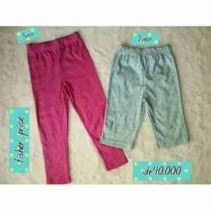 celana legging anak branded fisher price ori kids