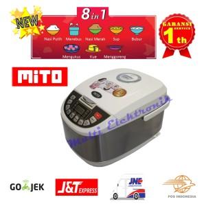 Mito digital rice cooker 2L 8in1/magic com mito Promo