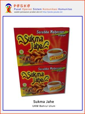 Sarabba Makassar SUKMA JAHE POSKO UKM