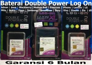 Ic Garansi Source · Baterai Log on Advan S35E Batre Original Double Power .