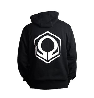 HexOhm Zipper Hoodie By Craving Vapor SIZE XXL