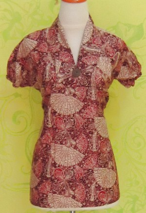 Blouse Batik C0220