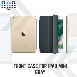 Front Case for Ipad Mini Gray
