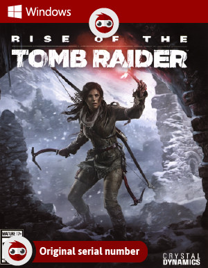Jual Pc Game Rise Of The Tomb Raider Jakarta Selatan Uriorigames Tokopedia