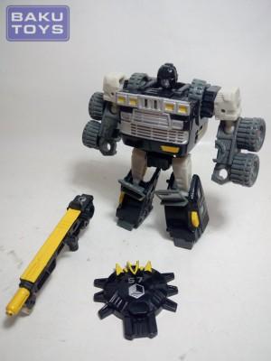 Transformers Movie Armorhide loose