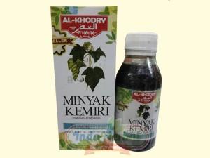 Minyak Kemiri Al Khodry | Minyak Kemiri Premium Al-Khodry