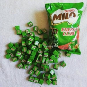 Milo Cube / Milo Energy Cube Pack isi 100 Cube